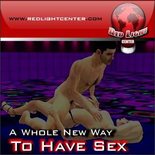 Stap in de virtuele wereld van het redlightcenter